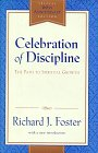 Cover of Celebration of Discipline
