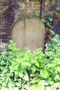 [Bunhill Fields photo]
