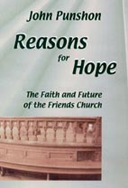 Cover-Reasons for Hope: The Faith and the Future of the Friends Church